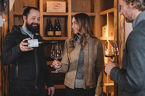 Weinberatung und Verkauf